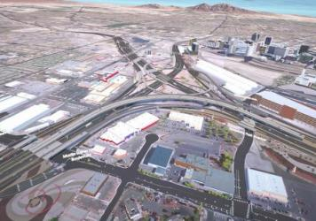 The Ins And Outs Of Project Neon S New Hov Lanes Nevada Public Radio