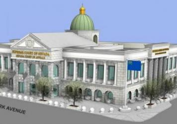 Supreme Court rendering