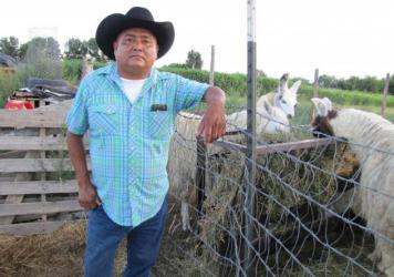 Navajo farmers and ranchers