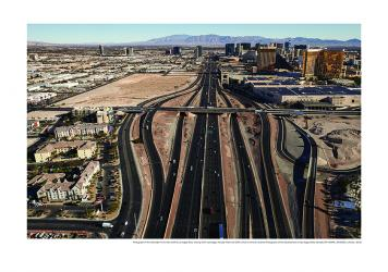 Arial View of Interstate 15