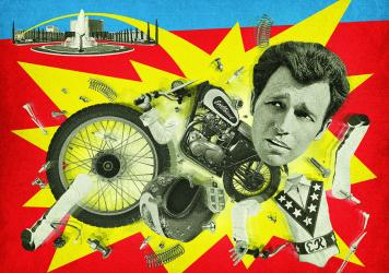 Evel Has Landed
