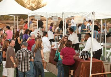 Springs Preserve Been and Wine Festival