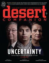 Desert Companion - January 2017
