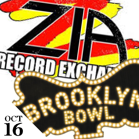 Oct 16 - Brooklyn Bowl